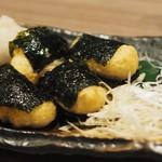 おさかなや 和樽 - 山芋の磯辺揚げ