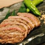 おさかなや 和樽 - イチボステーキ