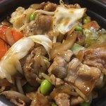 ほっともっと - 肉野菜炒め