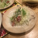 風来坊 - 春キャベツのシーザーサラダ