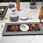Shisentoufahansou - 三種前菜盛り合わせ