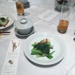 Shisentoufahansou - 中国野菜と季節野菜の炒め