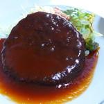 ミドリ食堂 - 料理写真:メンチボールライス(800円)