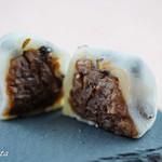 右京 - 豆大福(断面)