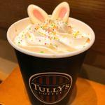 タリーズコーヒー - ドリンク写真:ポップンイースター トールサイズ