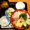 魚鮮水産 - 料理写真:魚鮮水産@アイスタ新山口店 地魚海鮮丼(900円)