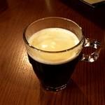 ナイジェルバーガースタンド - コーヒー:400円
