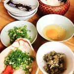 ふぐ料理 与太呂 - おじやセット!!