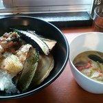 ミートカレーズトーキョー - タイ風カレー +ナス +チキン