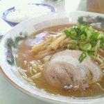 中華そば かわい - 料理写真:06年撮影