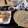 玄杜亭 - 料理写真:野菜天もり蕎麦