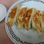 十番 - 焼餃子¥370