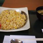 JRAウインズ石和レストラン - チャーハン~☆