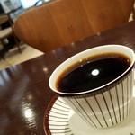 トクミツコーヒー - バレンタインブレンド(550円)です。