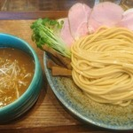 若葉 - 料理写真:つけ麺並(200グラム)