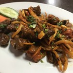 ソルティカージャガル - Mutton Choila