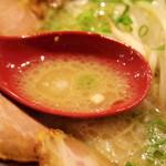 水田商店 - 2018年4月 スープ