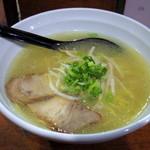 麺家 なかむら - 料理写真:2018年4月 塩(700円)