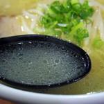 麺家 なかむら - 2018年4月 スープ