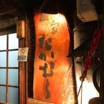 麺家 なかむら - 2018年4月 看板