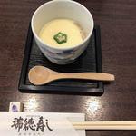 瑞穂寿し - 料理写真:茶碗蒸し