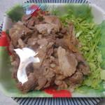 JAンビニANN・AN - 肉のお惣菜 200円