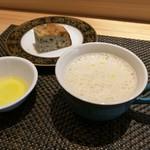 Shimanamifurenchimurakami - 優しい玉葱の甘味がトロリまろやか、玉葱のクリームスープ