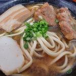 8422060 - 味噌味 漫天そば(並) ¥580