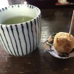 辻の茶屋 - お通し