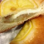 84221471 - クリームチーズと白あん♪