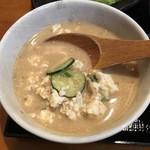 でんでんでん - 冷汁を麦飯に #BCMKR!