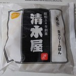 84224379 - 生クリームパン(カスタード)の袋
