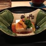 楽心 - 桜花豆腐