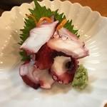 季節料理 三味 - タコブツ