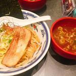 つけ麺や 武双 - 鶏魚介のつけ麺