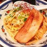 つけ麺や 武双 - 鶏魚介のつけ麺(並)