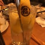 恵比寿 マルヒ - レモンサワー