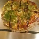 広島焼 とし - シーフード焼