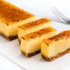 デカダンス ドュ ショコラ - 料理写真:発酵バターを贅沢に混ぜ込んだザクザク食感と北海道産チーズのなめらかなくちどけ。ガトーフロマージュドレ\1,800