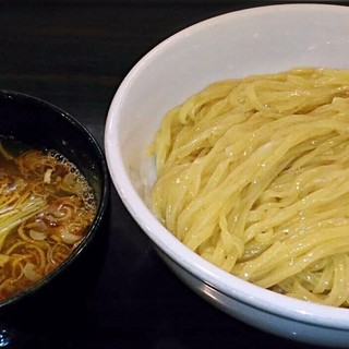 Tsurumen - 料理写真:【塩つけそば(並)】¥900