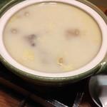 玄海 本店 - 水炊き