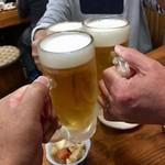 84230179 - 高松の夜に乾杯〜!
