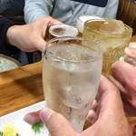 84230182 - スターゲイザー☆様も参加で再度乾杯!