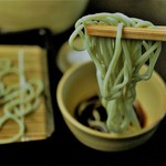 Kandayabusoba - うす緑の蕎麦