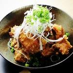 居酒屋 ちゅーりっぷと鯱 - 油淋鶏
