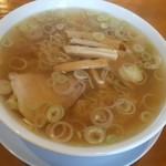 つるつるかめや - 料理写真:中華そば