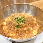 鉄板中華 青山シャンウェイ - 麻婆豆腐