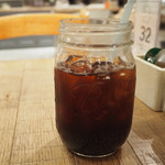 ジェラートピケカフェビオコンセプト - アイスコーヒー