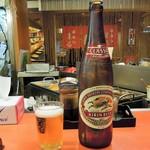 大阪あべの赤のれん - 大瓶
