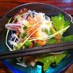 アジアンキッチン KAPI - サラダ ランチセット